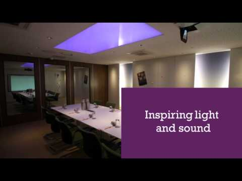 Ideation Room - Crowne Plaza Amsterdam City Centre, The Netherlands