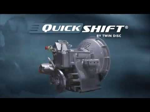 Twin Disc's Quickshift in Action
