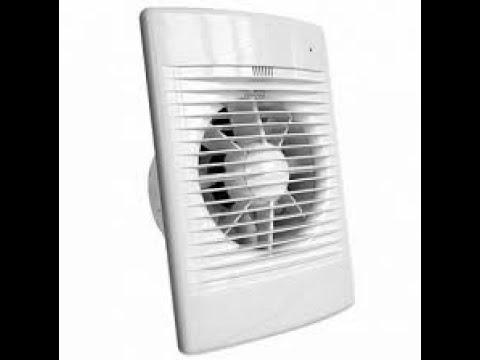 Как подключить вентилятор вытяжки с встроенным таймером по двум проводам .