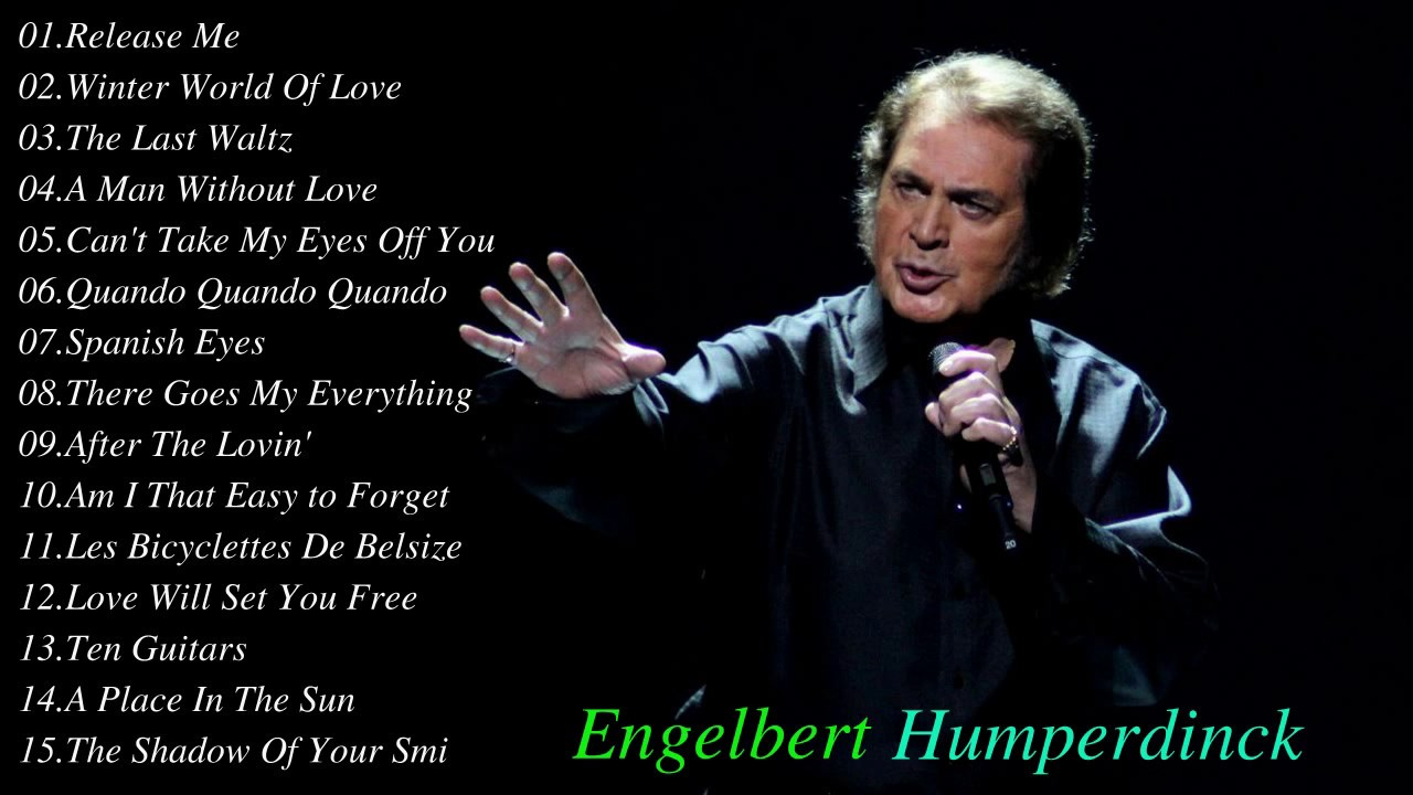 How I Love You Engelbert Humperdinck Mp3 Download - …