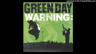 Green Day – Outsider