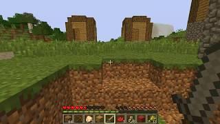 Начинаем играть в Minecraft