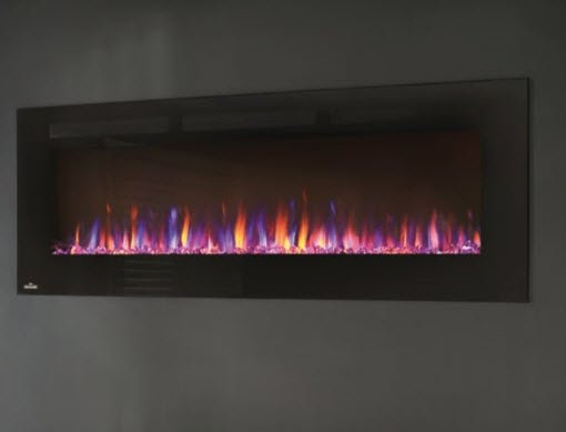 http://cozybythefire.com/napoleon-azure-wall-mount-electric-fireplace-review-efl50h/ Honestly l the Napoleon linear wall mount fireplace wide screen fireplac...