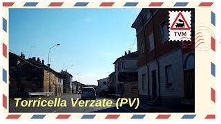 Viaggio a Torricella Verzate (PV) - Journey to Torricella Verzate (Pavia, Italy)