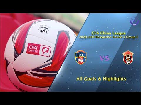 Beijing EG Shenyang Urban FC Goals And Highlights