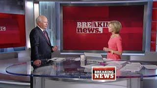 Peter Mansbridge announces the death of Jack Layton on CBC News Network