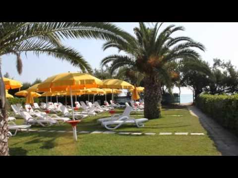 Residence con piscina a 100 metri dal mare cologna spiaggia youtube - Piscina gonfiabile 2 metri ...