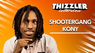 shooterGang Kony interview