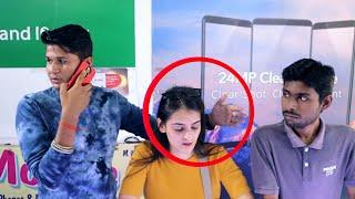 Slapping prank on Girl // by sumit cool dubey #prank # Prayagraj #Allahabad