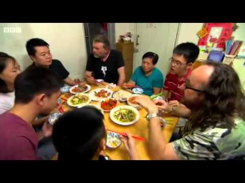 Hairy Bikers - Hong Kong Pt 1