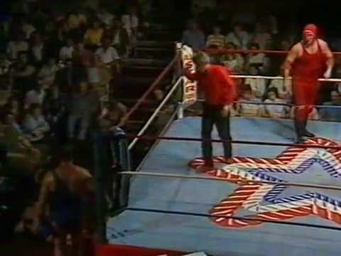 Kendo Nagasaki & The Mighty John Quinn v Tony St Clair & Neil Sands