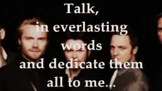 WORDS (Lyrics) - BOYZONE