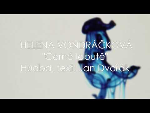 HELENA VONDRÁČKOVÁ - Černé labutě (Official Lyric Video)