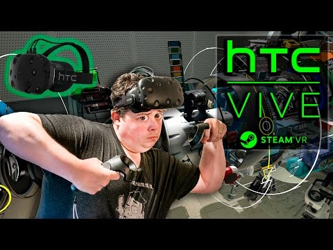 HTC Vive -or- Oculus Rift? Let me show you.