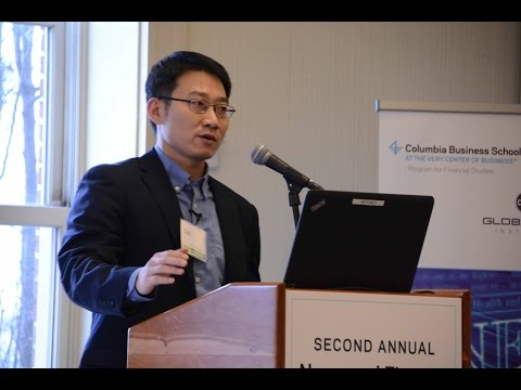 "News and Finance Conference – Zhi Da, ""Harnessing the Wisdom of Crowds"""
