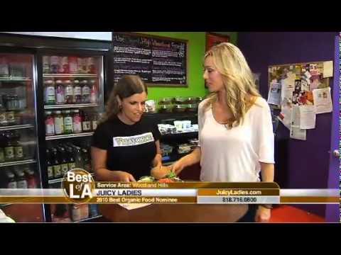 Organic Cafe & Detox Bar