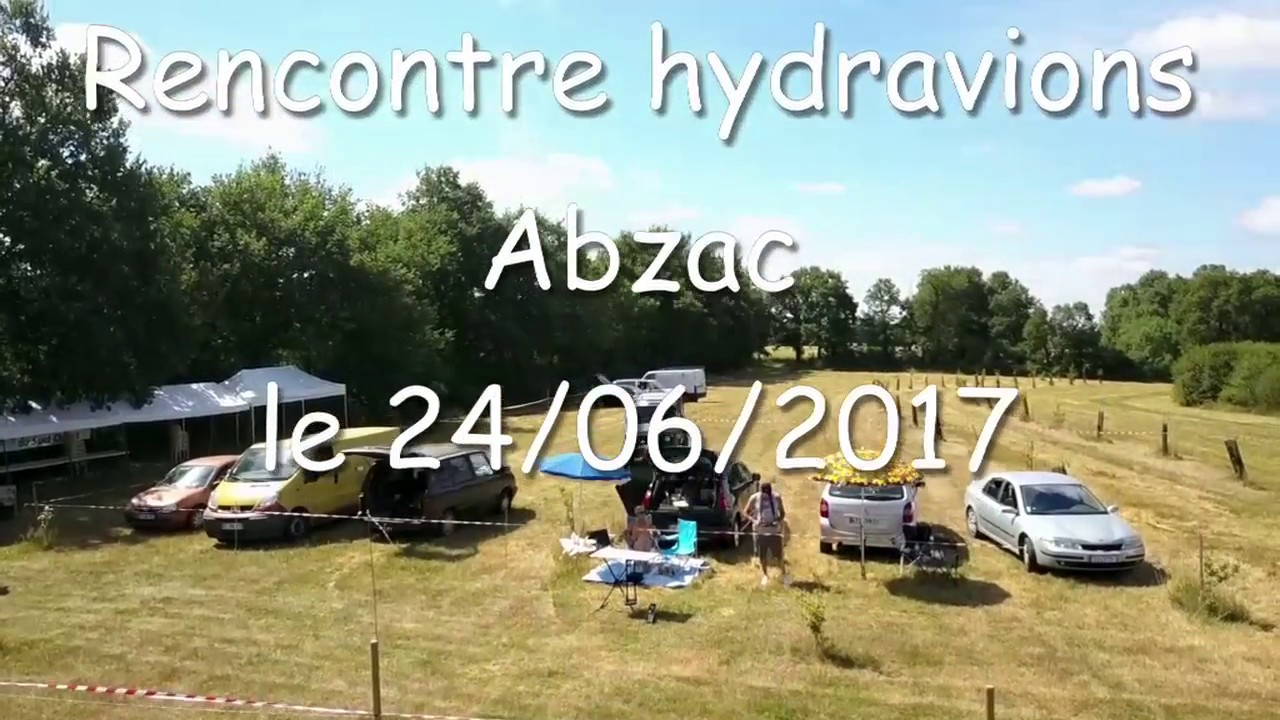 AMVS - Les Ailes du Mâconnais-Val de Saône - Rencontre hydravion au lac de Sainte-Croix (04)