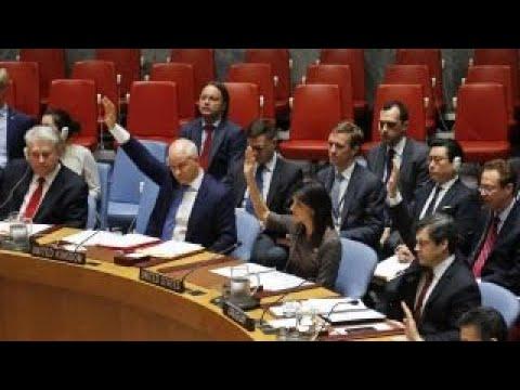 North Korea condemns UN vote to crank up sanctions