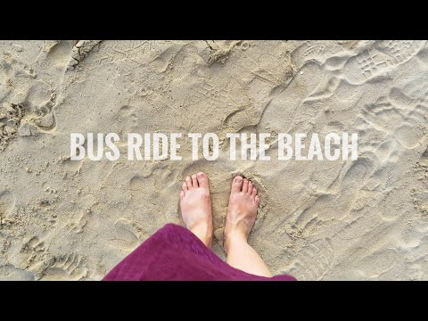 Cambodia Travel Vlog 006 - Beach Time in Sihanoukville!
