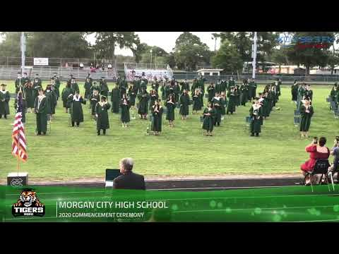 Morgan City High School Commencement Ceremony