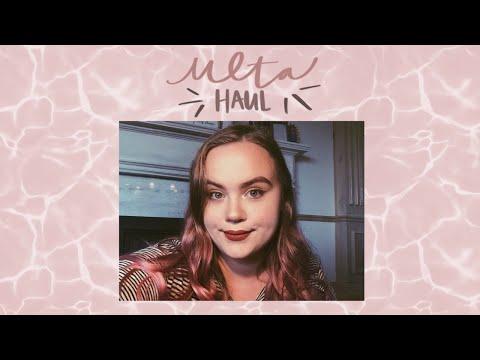 ULTA HAUL - unbox with me ;) thumbnail