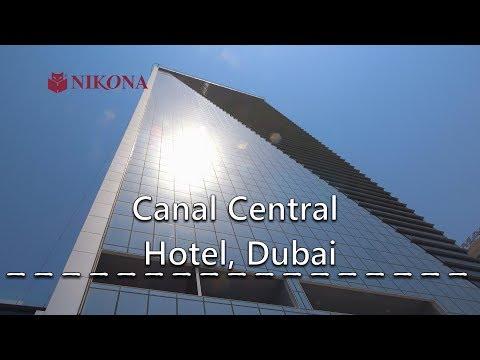 Canal Central Hotel, Dubai 4K bluemaxbg.com