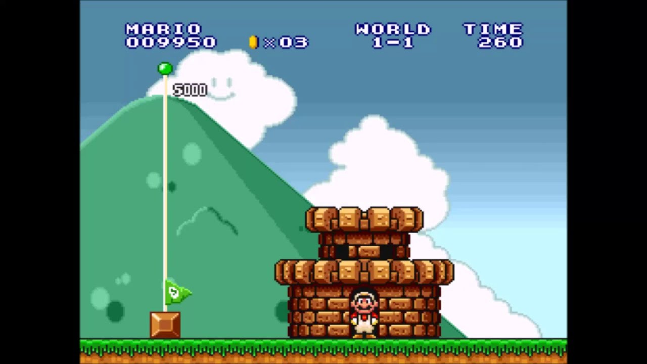 Super Mario World - Level Complete 3