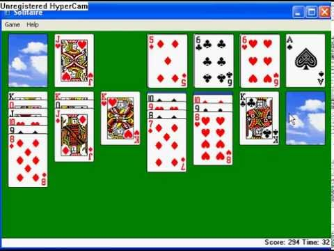 Solitaire in 52 seconds