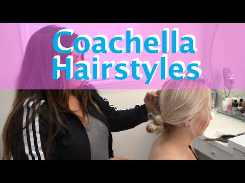 Ryan Seacrest - Easy, DIY Festival Hairstyles You Can Do In Under 3 Minutes!