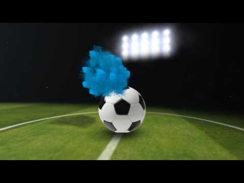 After Effects Soccer Video Intro LOGO - TEMPLATE