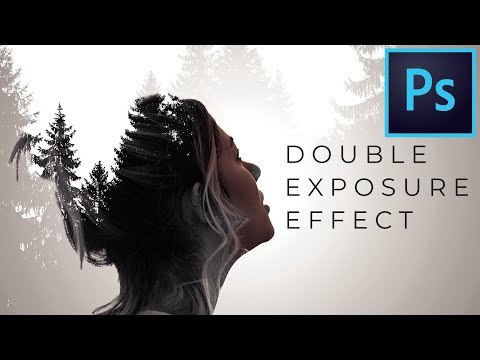 Double Exposure Effect - Adobe Photoshop Tutorial thumbnail