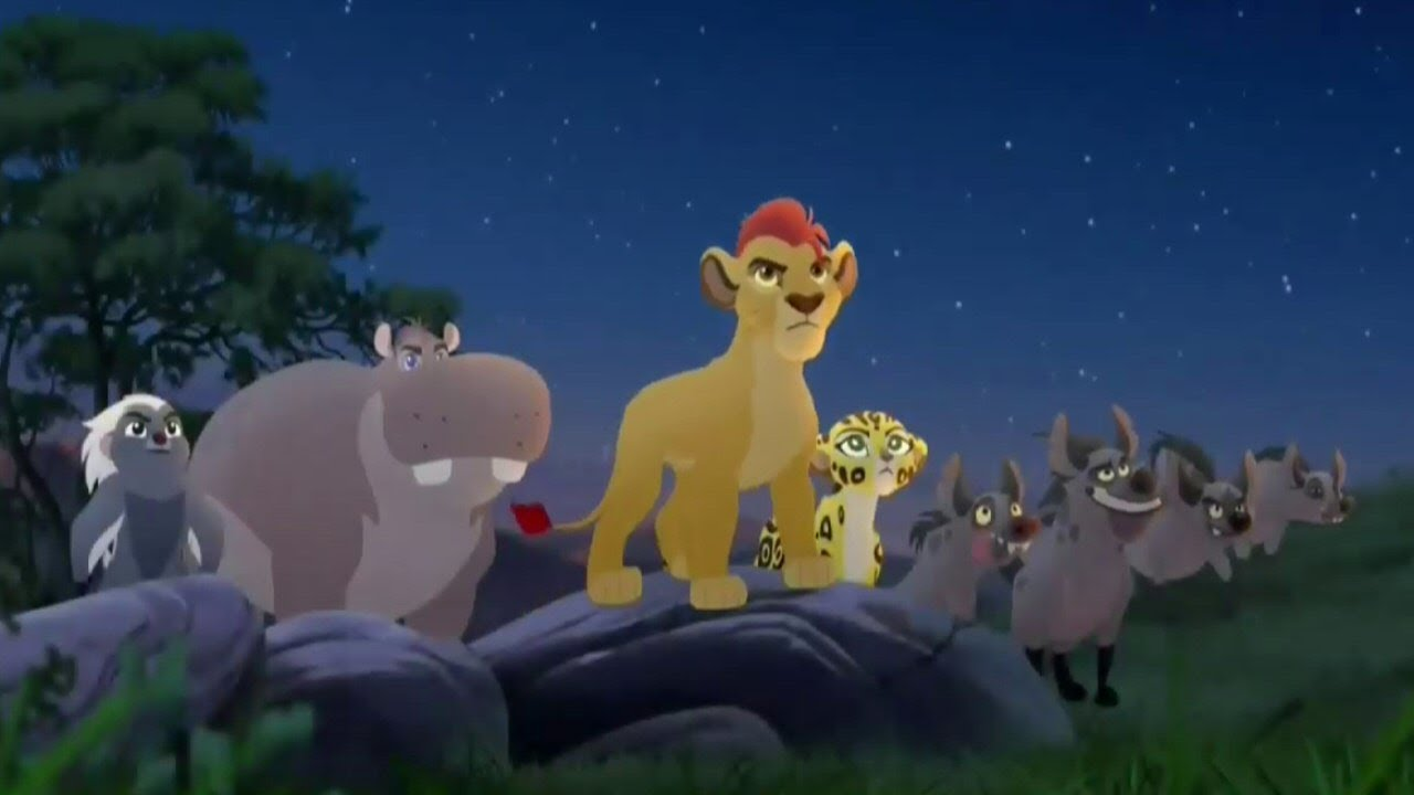 lion king battle cry # 21