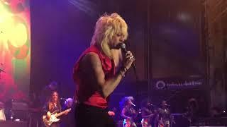 """Michael Monroe w/ Little Steven  """"Dead, Jail or Rock & Roll"""" - Madrid 7/11/18"""