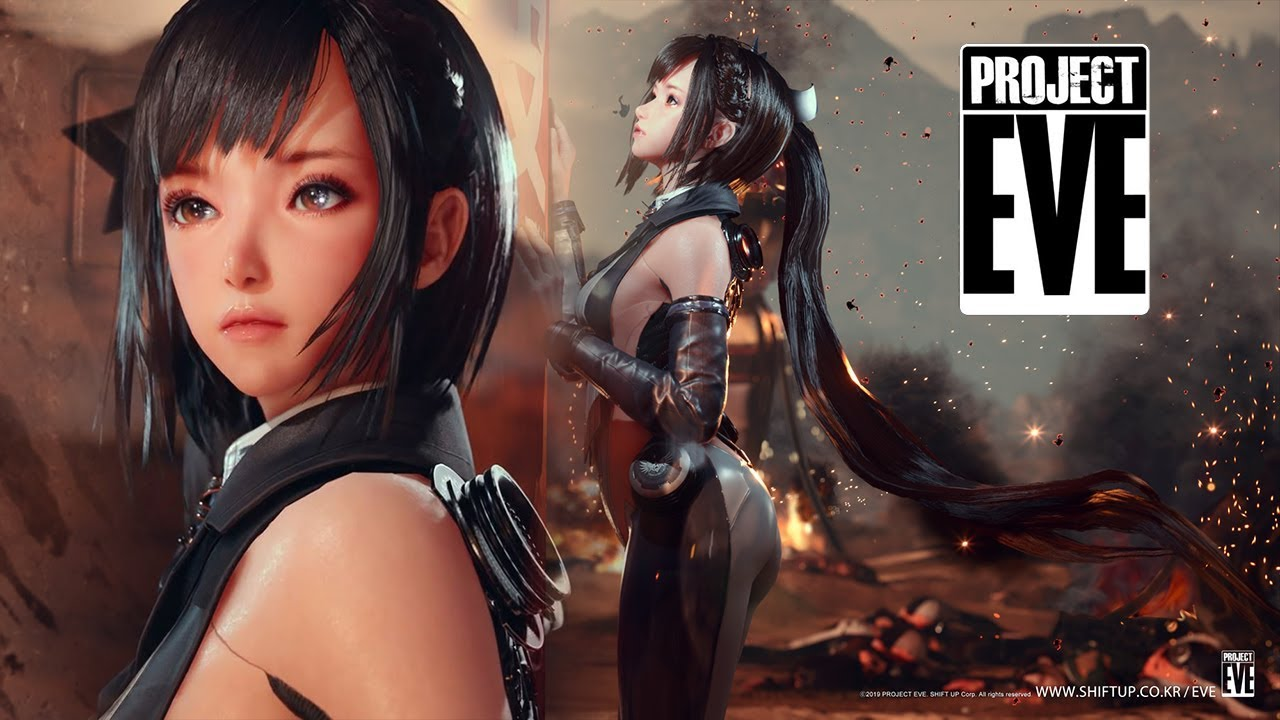 Project Eve - Announcement Trailer New 3D Aaa Games By -8121