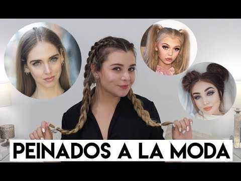 Experimentando con peinados a la MODA estilo Tumblr - Maqui015 ♥