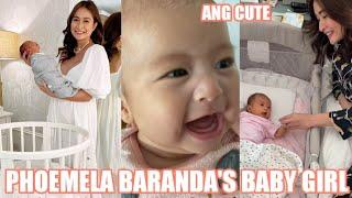 MEET PHOEMELA BARANDA's BABY GIRL | ALL OUT CELEBRITY ENTERTAINMENT