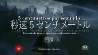 5 Centímetros por segundo Trailer [Fandub] español latino