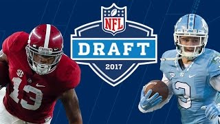 Wide Receiver Sleepers | 2017 NFL Draft Gems | Move the Sticks