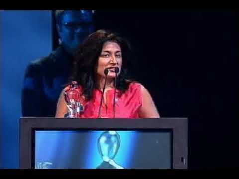 JUNO acceptance speech 2004 - Best World Music Album - Kiran Ahluwalia