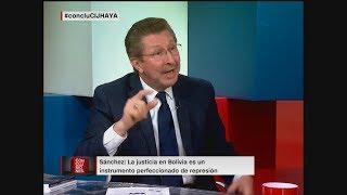 Fernando del Rincon entrevista a Carlos Sánchez Berzain: Tribunal de La Haya