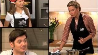 Кулинарные курсы с Юлией Высоцкой - Сезон 2 Выпуск 1