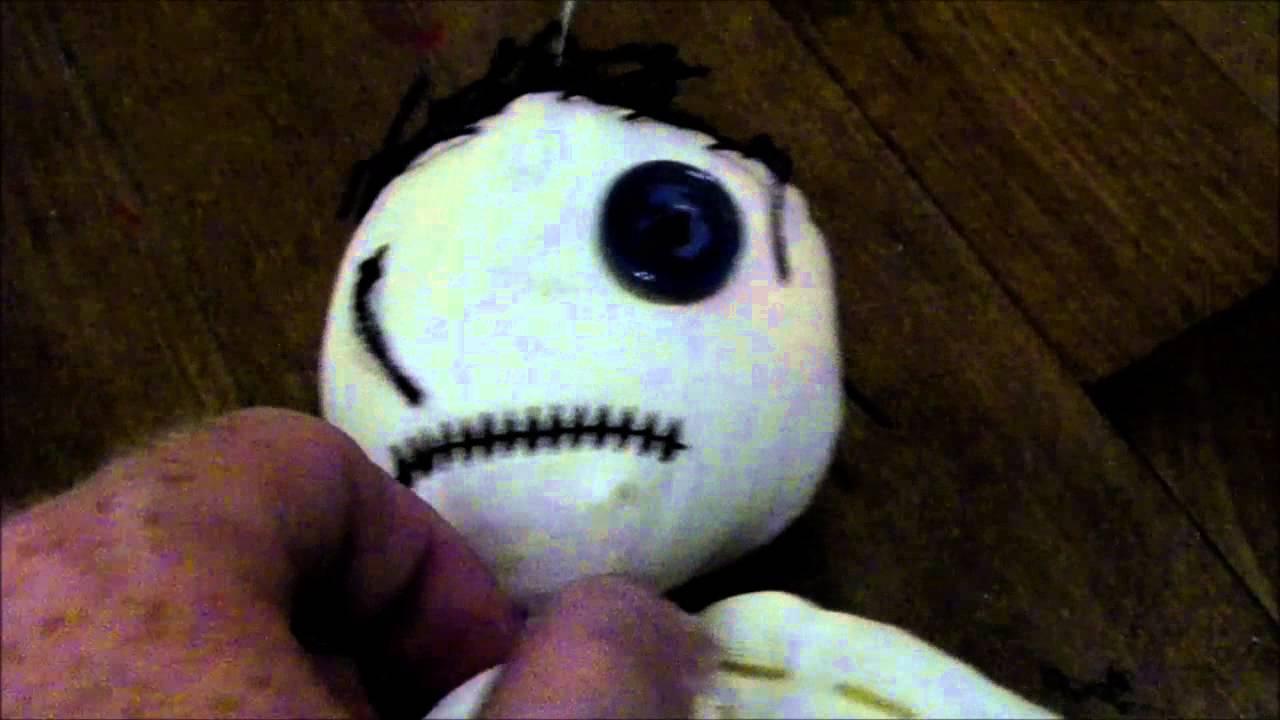 Korn Issues Rag Doll for My Ebay Store - YouTube