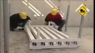 Новые технологии строительства!