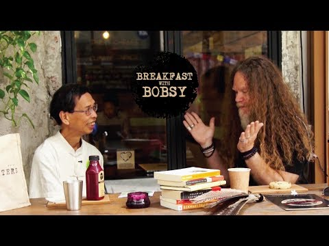 Breakfast with Bobsy: Season 01 - Episode 07 feat. Dr. Simon Chau