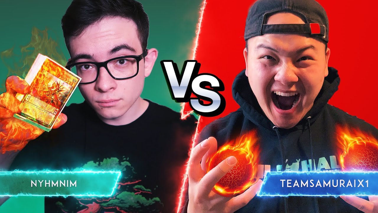 Download THE ULTIMATE YU-GI-OH! SEALED-ONLY CHALLENGE: TEAMSAMURAIX1 VS NYHMNIM! LIVE DUEL! (Season 1 Finale)