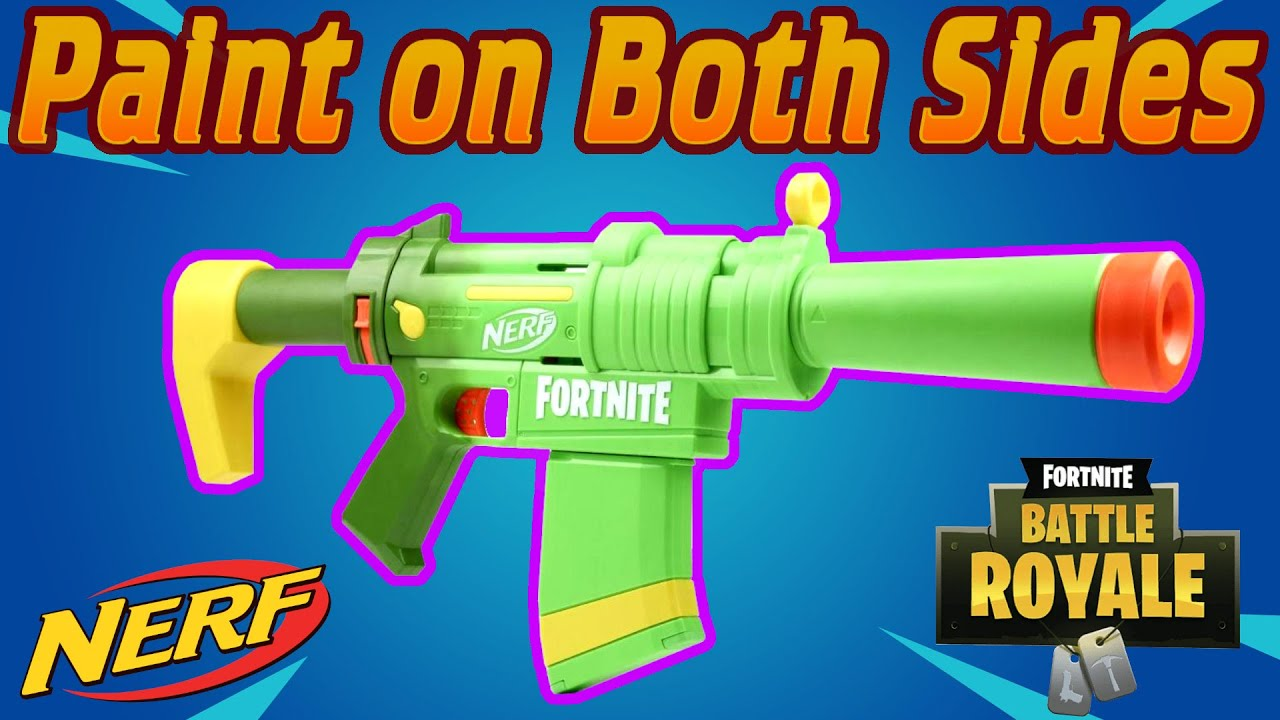 Honest Review: NERF Fortnite SMG-Zesty (A TURN-AROUND FOR NERF!?!?!)