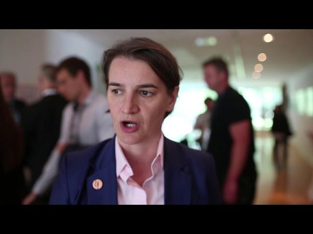 BSF Impressions: Ana Brnabić