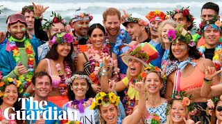 Prince Harry and Meghan: an Australian love story