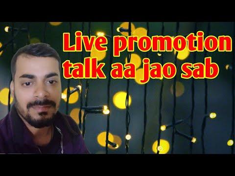 Aa Jao Live Promotion Ke Liye