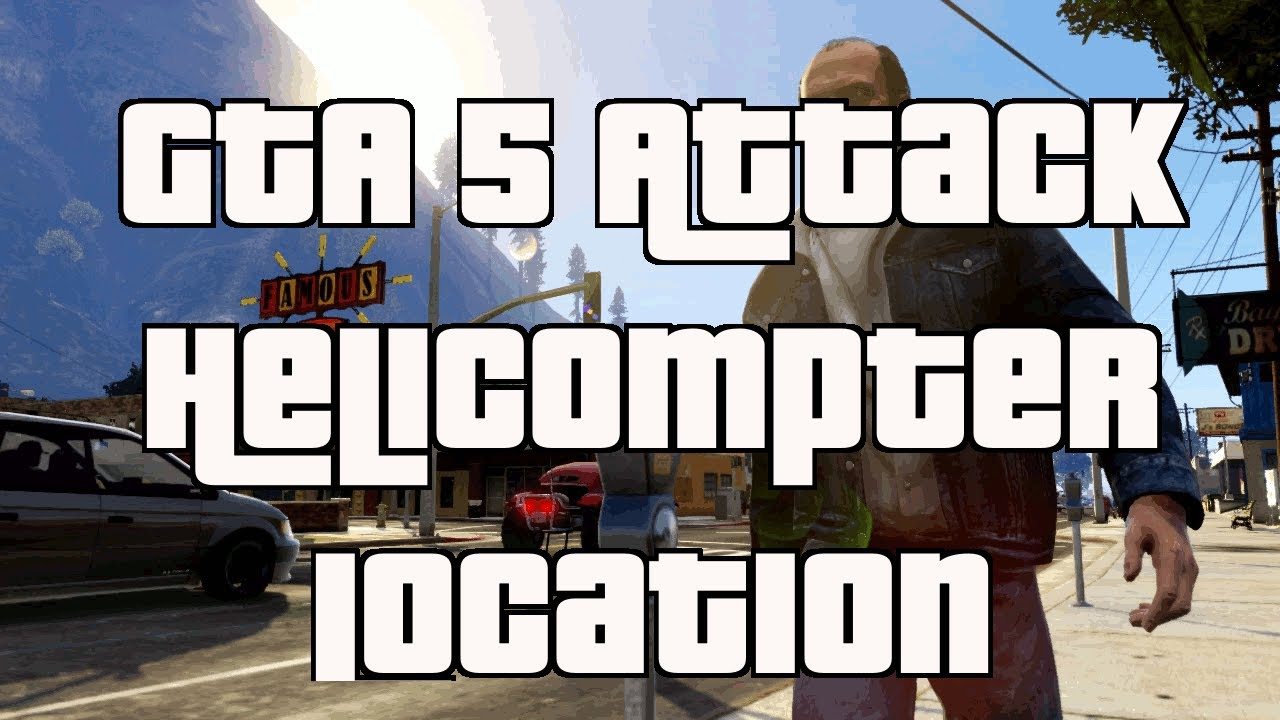where to find helicopters in gta 5 single player A page for describing grandtheftautov: single player tropes 0 to d 100% completion: a major goal of the game contrary to the very disappointing reward for.